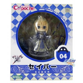 Kotobukiya Cu-poche 04 Fate/Stay Night Saber