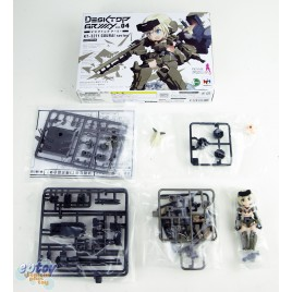 Desktop Army Vol.04 Frame Arms Girl KT-321f Gourai Series 02 Mobile Artillery Base