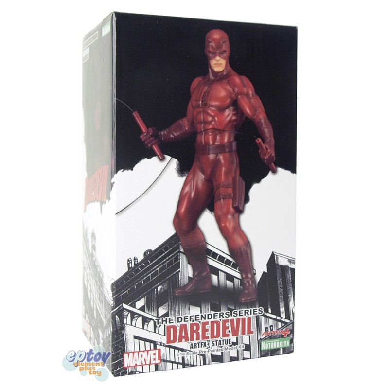 Kotobukiya ARTFX+STATUE Marvel The Defenders Series Daredevil