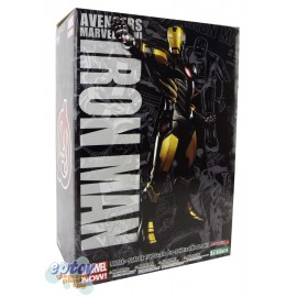 Kotobukiya ARTFX Plus Avengers Marvel Now Iron Man Black Color Variant