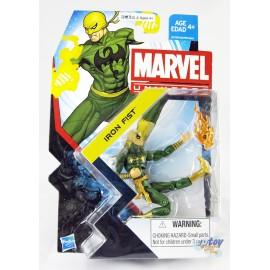 Marvel Universe 3.75-inch Iron Fist