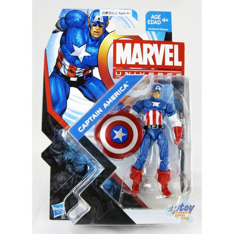 Marvel Universe 3.75-inch Captain America