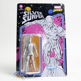 Marvel Legends Recollect Retro 3.75-inch The Silver Surfer