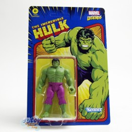 Marvel Legends Recollect Retro 3.75-inch The Incredible Hulk