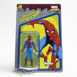 Marvel Legends Recollect Retro 3.75-inch The Amazing Spider-man