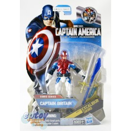 Marvel Captain America The First Avenger 3.75-inch Captain Britain