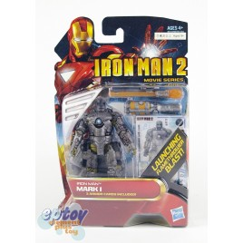 Marvel Iron Man 2 3.75-inch Iron Man Mark I
