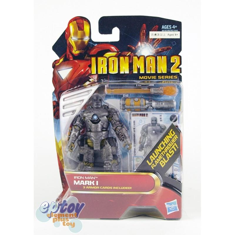 Marvel Iron Man 2 3.75-inch Iron Man Mark I