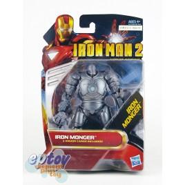 Marvel Iron Man 2 3.75-inch Iron Monger