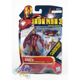 Marvel Iron Man 2 3.75-inch Iron Man Mark IV