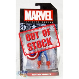 Marvel Infinite Series 3.75-inch Captain America