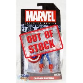Marvel Infinite Series 3.75-inch Captain America