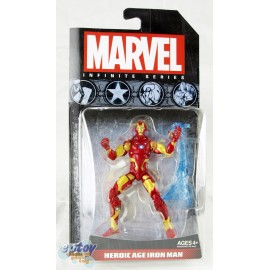 Marvel Infinite Series 3.75-inch Heroic Age Iron Man
