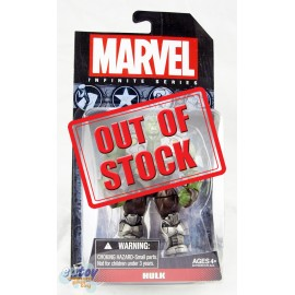 Marvel Infinite Series 3.75-inch Hulk