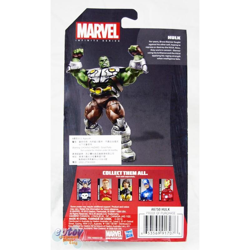 Marvel Infinite Series 3.75-inch Hulk