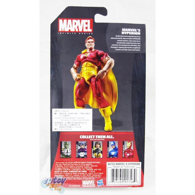 Marvel Infinite Series 3.75-inch Marvel's Hyperion