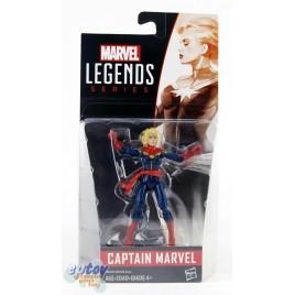 Marvel Legends Series 3.75-inch Captain Marvel