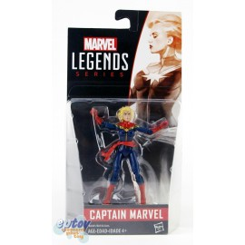 Marvel Legends Series 3.75-inch Captain Marvel