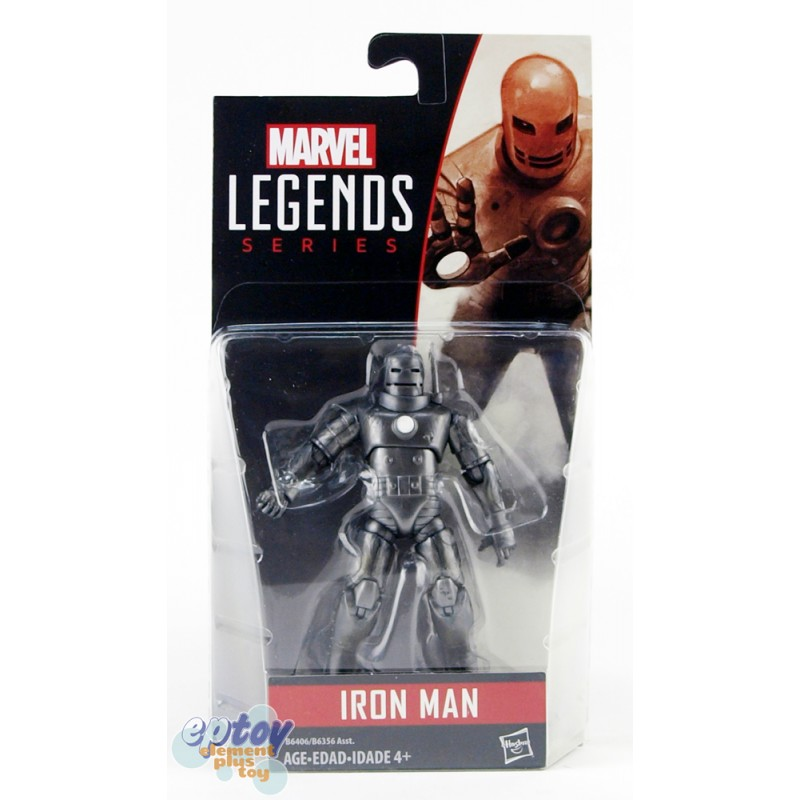 Marvel Legends Series 3.75-inch Iron Man