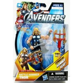 Marvel The Avengers 3.75-inch Battle Hammer Thor