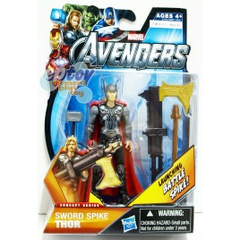 Marvel The Avengers 3.75-inch Sword Spike Thor