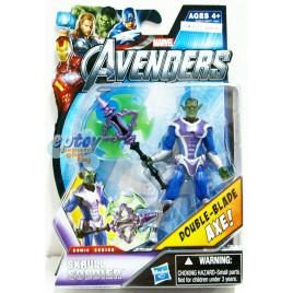 Marvel The Avengers 3.75-inch Skrull Soldier