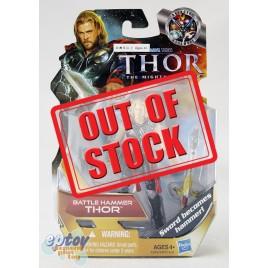 Marvel Thor The Mighty Avenger 3.75-inch Battle Hammer Thor