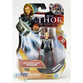 Marvel Thor The Mighty Avenger 3.75-inch Lightning Clash Thor