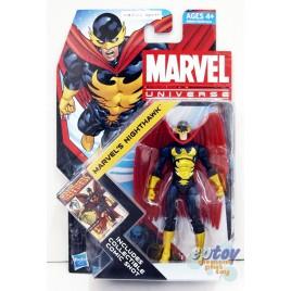 Marvel Universe 3.75-inch Marvel's Nighthawk