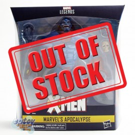 Marvel Legends Series 6-inch X-Men Marvel's Apocalypse