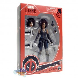 Marvel Legends Series 6-inch X-Men Marvel's Domino
