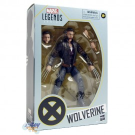 Marvel Legends Series 6-inch X-Men Wolverine