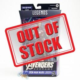 Marvel Avengers Endgame Build a Figure BAF Thanos Series 6-inch Iron Man Mark LXXXV
