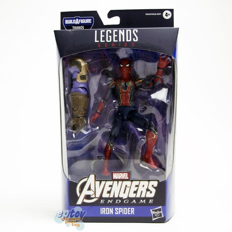 Marvel Avengers Endgame Build a Figure BAF Thanos Series 6-inch Figures Set of 7