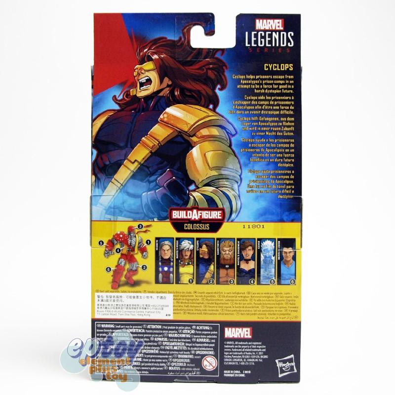 Marvel X-Man Build a Figure BAF Colossus Series 6-inch Figures Set