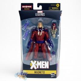 Marvel X-Man Build a Figure BAF Colossus Series 6-inch Magneto