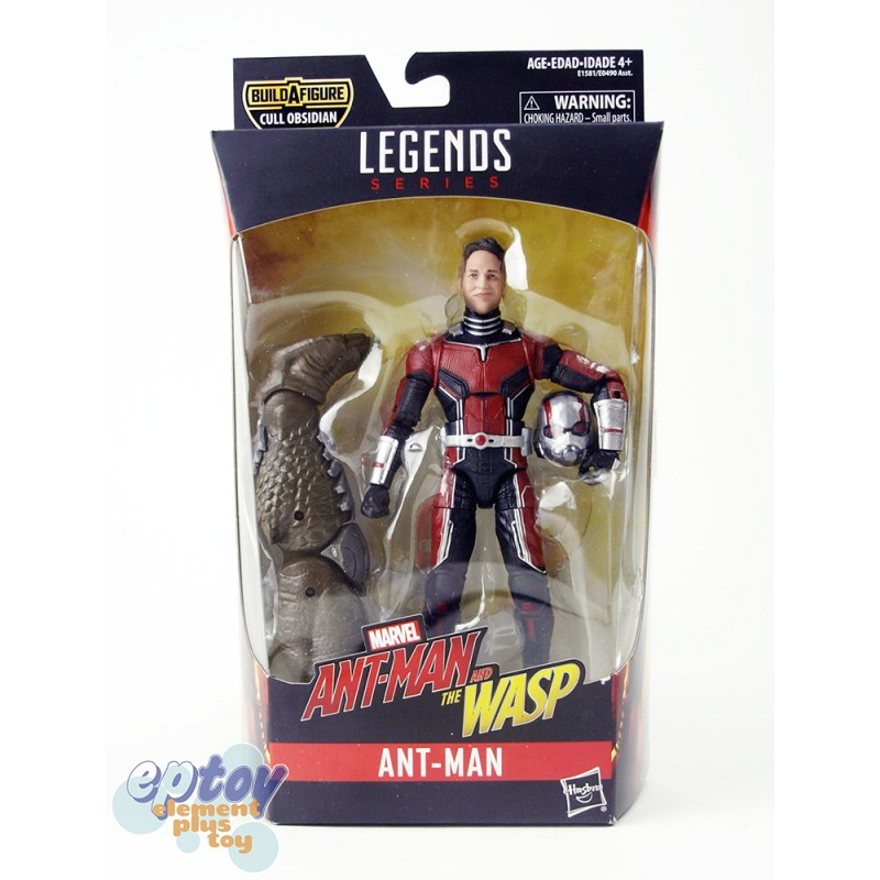 Marvel Avengers Ant-Man Build a Figure Cull Obsidian Series 6-inch Ant-Man