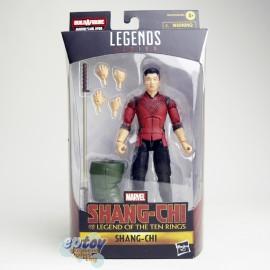 Marvel Build a Figure BAF Mr.Hyde Series 6-inch Shang-Chi