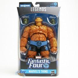 Marvel Fantastic Four Build a Figure BAF Super Skrull Series Marvel's Thing