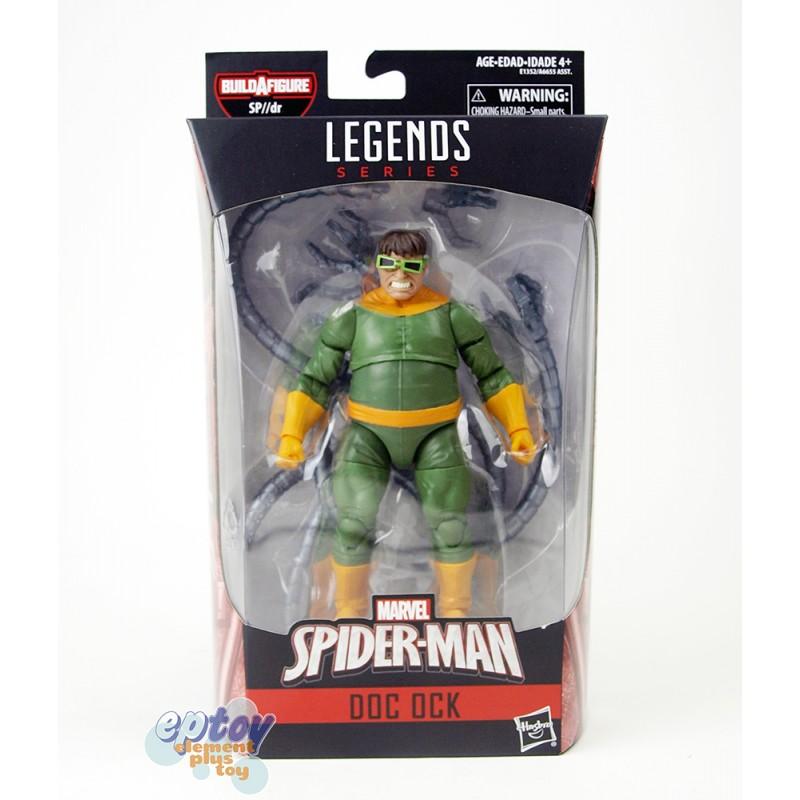 Marvel Spide-Man Infinite Build a Figure SP//dr Series 6-inch Doc Ock