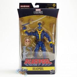 Marvel Deadpool X-Force Build a Figure BAF Strong Guy Series 6-inch Deadpool