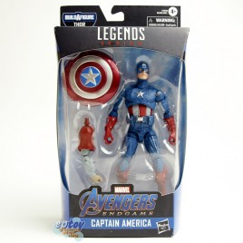 Marvel Avengers Build a Figure BAF Thor Series 6-inch Captain America