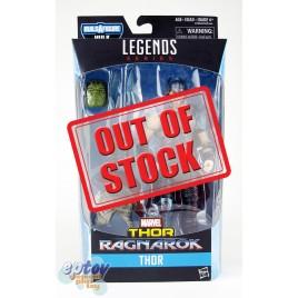 Marvel Thor Ragnarok Build a Figure Hulk Series 6-inch Thor