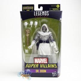 Marvel Super Villains Build a Figure BAF Xemnu Series 6-inch Dr.Doom