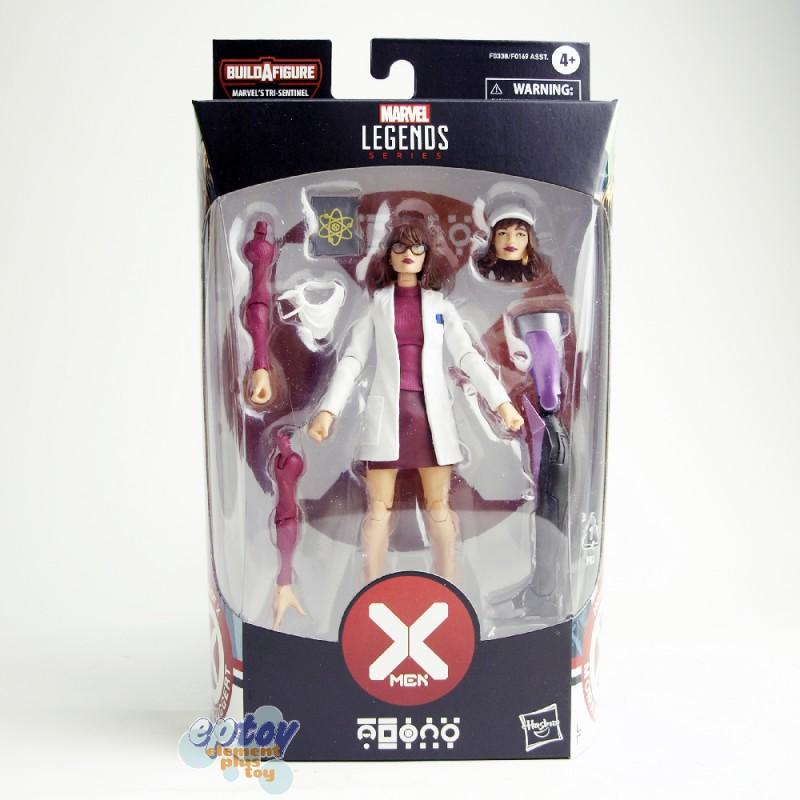 Marvel House of X-Man Build a Figure BAF Tri-Sentinel Series 6-inch Figures Set of 6