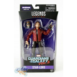 Marvel Guardians of the Galaxy Build a Figure Marvel's Titus Series 6-inch Star-Lord