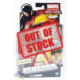 Marvel Build a Figure Rocket Raccoon Series 6-inch Scarlet Spider