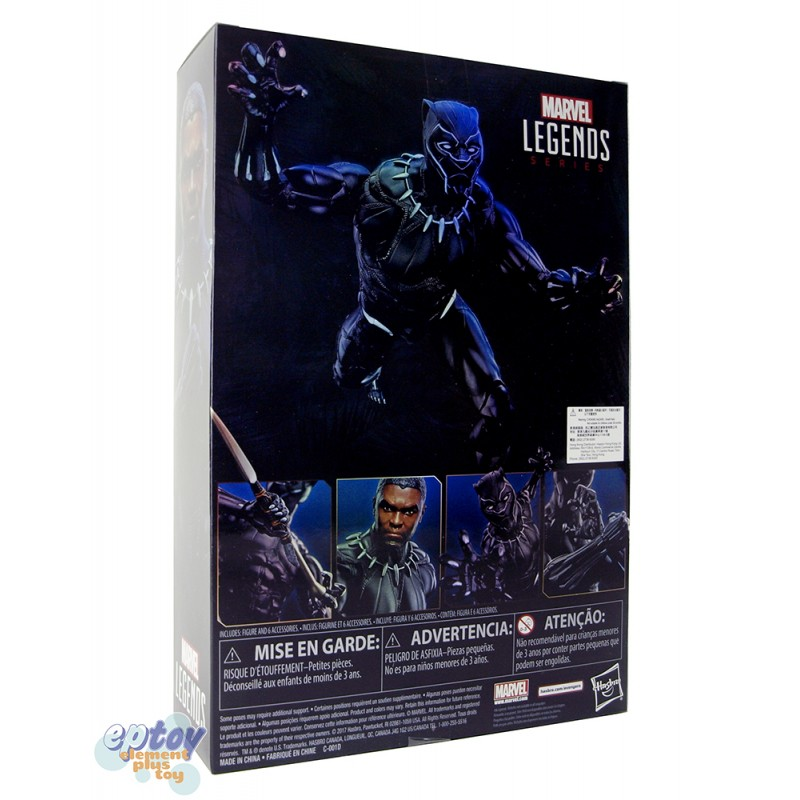 Marvel Legends Series 12-inch Black Panther