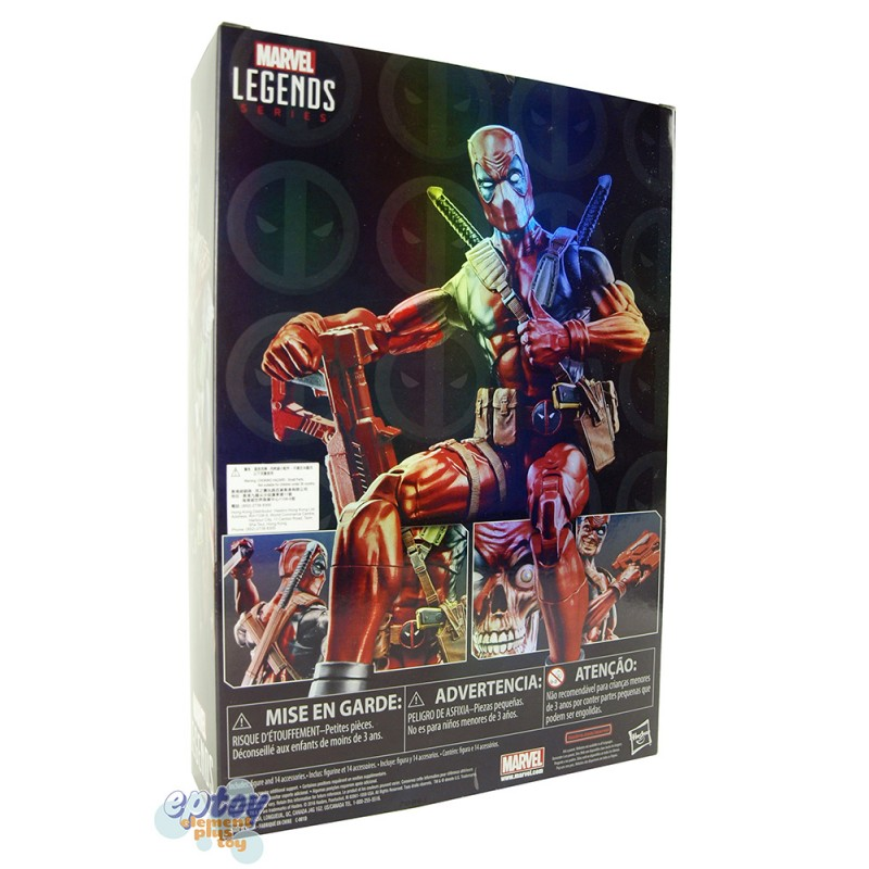 Marvel Legends Series 12-inch Deadpool