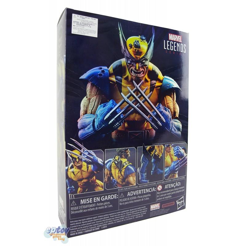 Marvel Legends Series 12-inch Wolverine